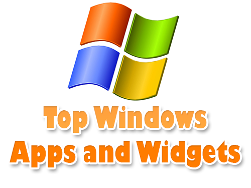 Top Windows Apps and Widgets