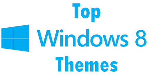 top windows 8 themes