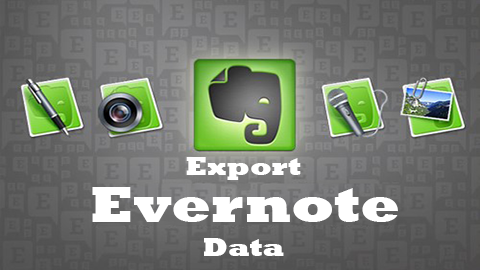 Export Evernote Data