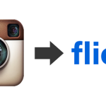 Import Instagram Photos to Flickr