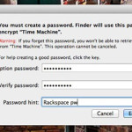 Encrypt External Drives in OS X Mountain Lion