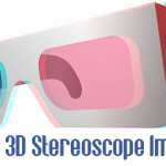 Make 3D Stereoscope Images