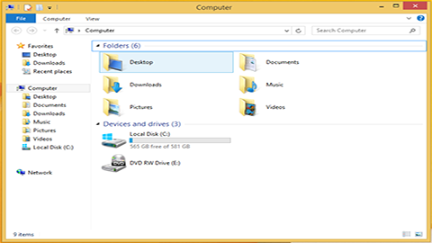 Remove Folders From My Computer