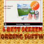 Screen Recording Softwares