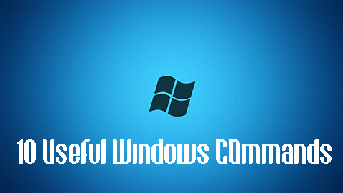 Windows Commands